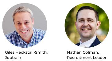 Giles Heckstall-Smith and Nathan Colman